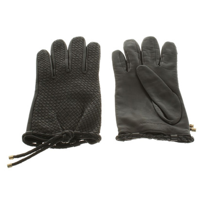 Burberry Handschoenen in zwart