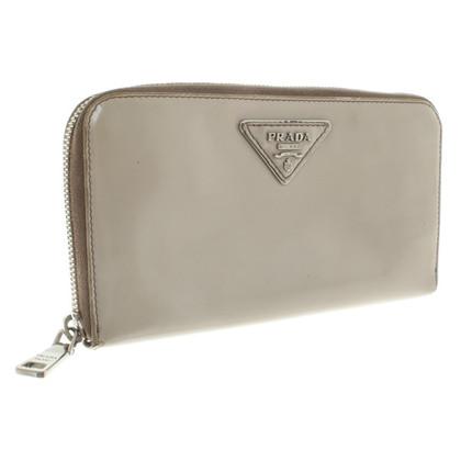 Prada Beige colored wallet