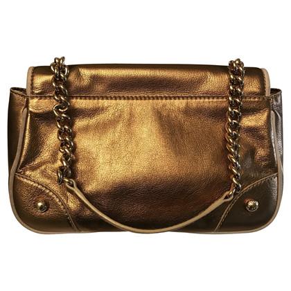 Dolce & Gabbana Dolce and Gabbana golden handbag