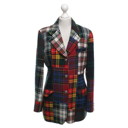 Dolce & Gabbana Jacket with checked pattern
