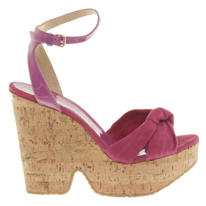 Jimmy Choo Wedges kurk