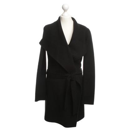 Joseph Wool coat in black