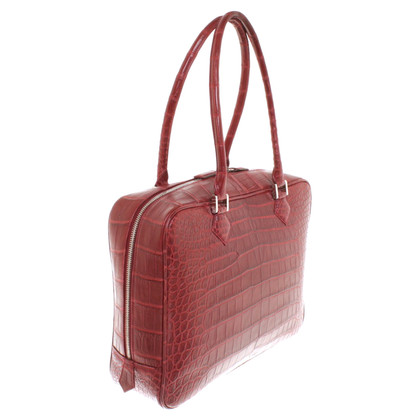 Other Designer Quartier 206 - Crocodile leather handbag