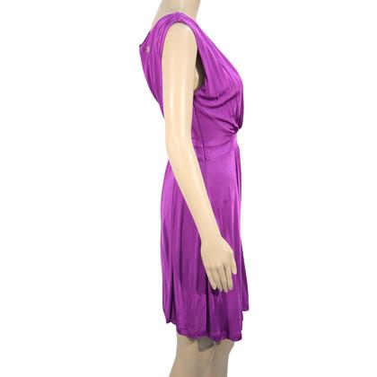 Versace Dress in purple