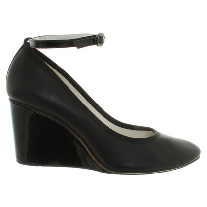 Repetto Zeppe in Black