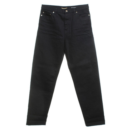 Saint Laurent Jeans in zwart