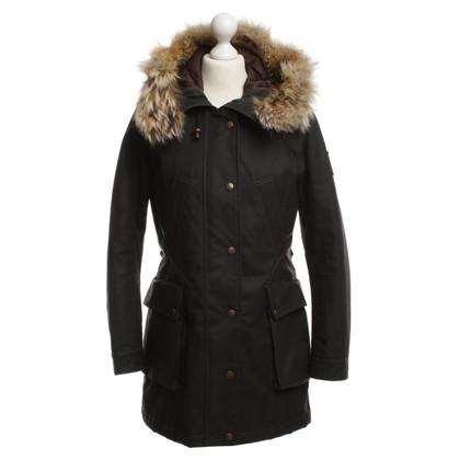 Belstaff Parka with fur hood