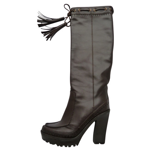 1b325cda745 Yves Saint Laurent Boots - Second Hand Yves Saint Laurent Boots buy ...