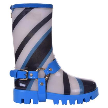 Dolce & Gabbana rubber boots