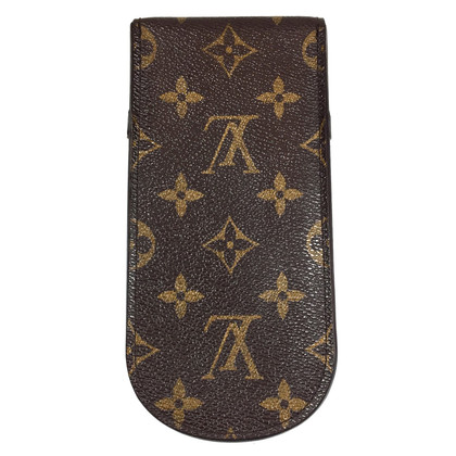 Louis Vuitton Sonnenbrillenetui aus Monogram Canvas