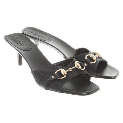 Gucci Sandals in black