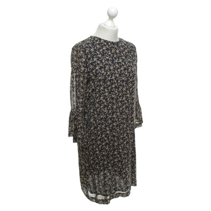 Ganni Dress with floral print