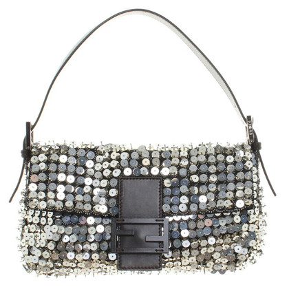 Fendi Bag in silver