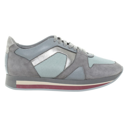 Burberry Sneakers in Blau