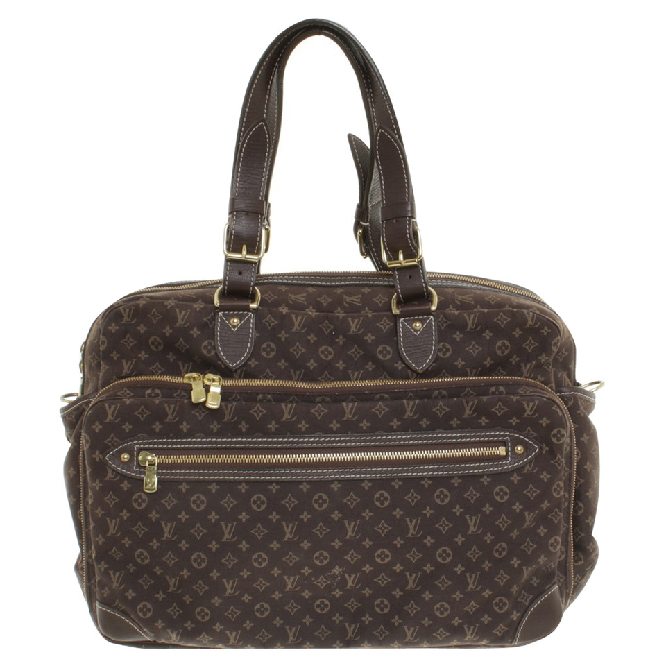 louis vuitton diaper bag monogram mini lin buy second hand louis vuitton diaper bag. Black Bedroom Furniture Sets. Home Design Ideas
