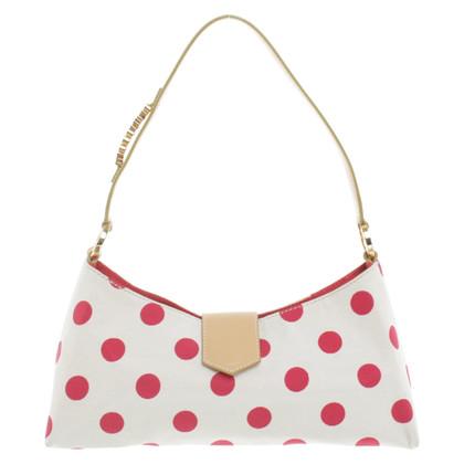 Moschino Handbag with dots pattern