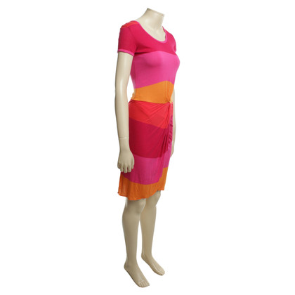 BCBG Max Azria Kleid mit Colorblocking