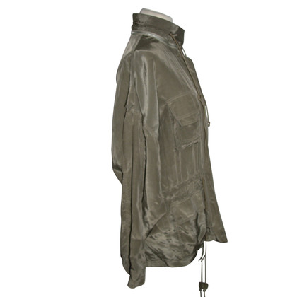 Acne Powder Parka Satin
