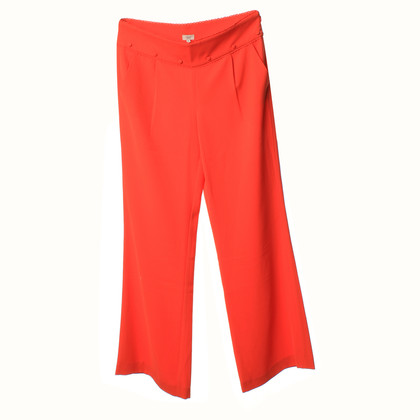 Hoss Intropia Marlene pants in Orange