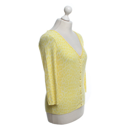Blumarine Cardigan in yellow