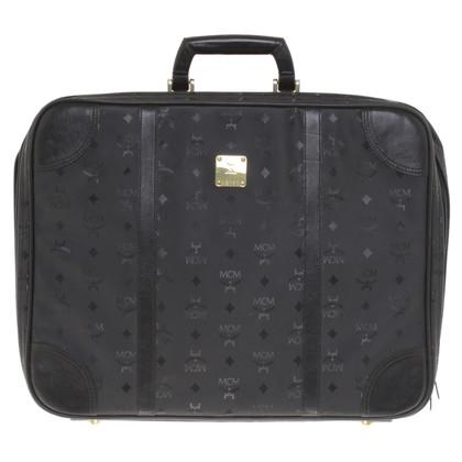 MCM Travel bag in black