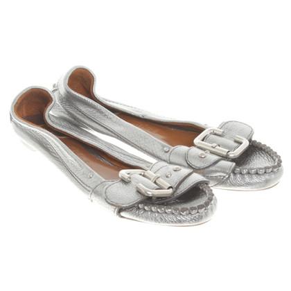 Chloé Ballerine argento