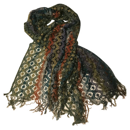 Missoni Scarf made of wool / mohair
