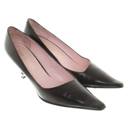Louis Vuitton zwart pumps