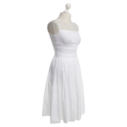 Prada Dress in white
