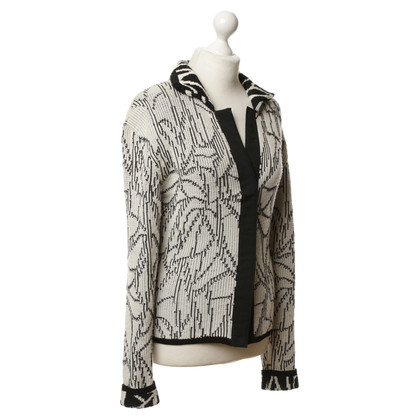 Escada Cardigan with pattern