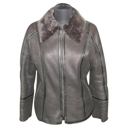 Marc Cain Lambskin jacket