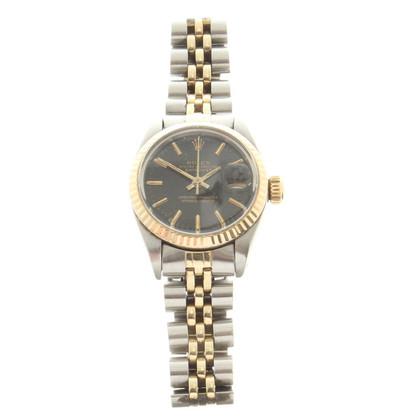 """Rolex """"Lady Datejust"""" van goud en staal"""