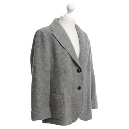 Andere Marke Perte Aktive - Jacke in Hellgrau