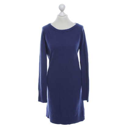 Max Mara Wollkleid in Blau
