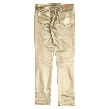 Pinko gecoate jeans