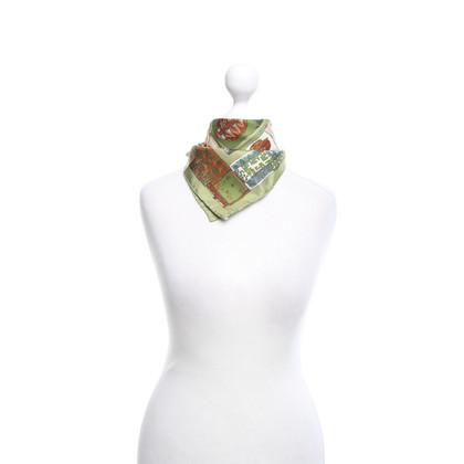 Hermès Petit tissu avec des motifs