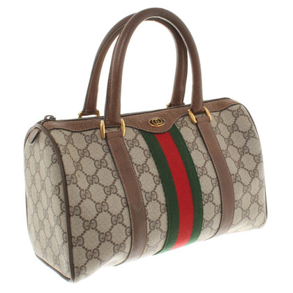 Gucci GG Supreme Canvas handbag