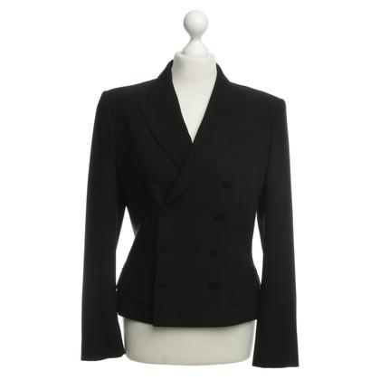 Jean Paul Gaultier Black blazer