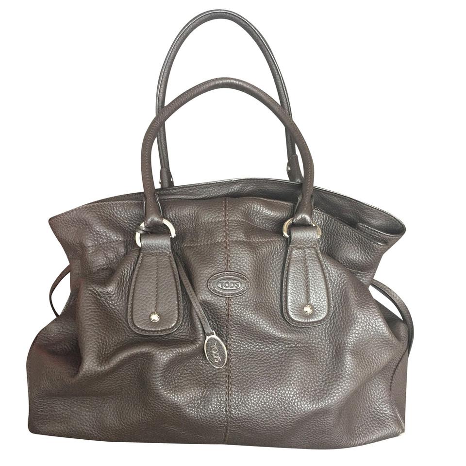 tod 39 s handtasche in braun second hand tod 39 s handtasche in braun gebraucht kaufen f r 425 00. Black Bedroom Furniture Sets. Home Design Ideas