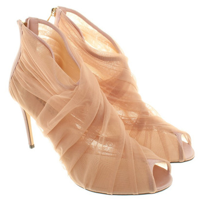 Dolce & Gabbana Peep toes with tulle
