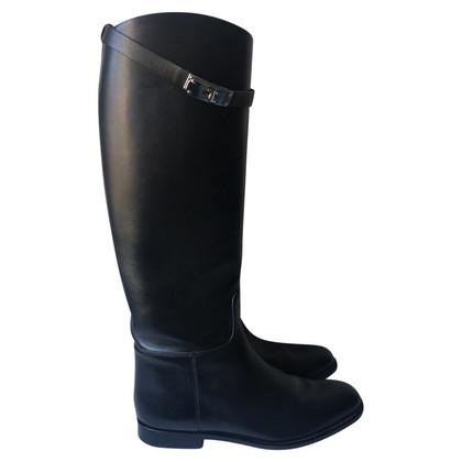 Hermès Kelly boots