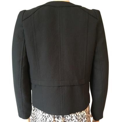 Comptoir des Cotonniers Zwarte jas