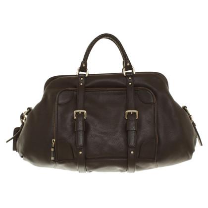 Hugo Boss Handbag in Dark Brown