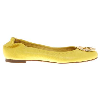 Tory Burch Pompe in giallo