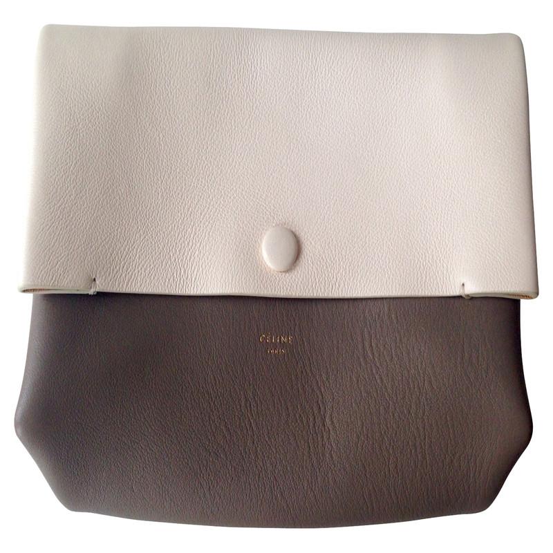 Leder clutches - aus zweiter Hand Celine YC5N2