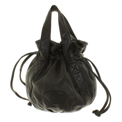 Repetto Beuteltasche in nero