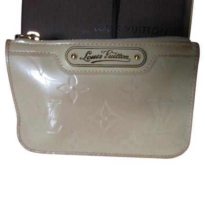 Louis Vuitton Schlüsseletui aus Monogram Vernis