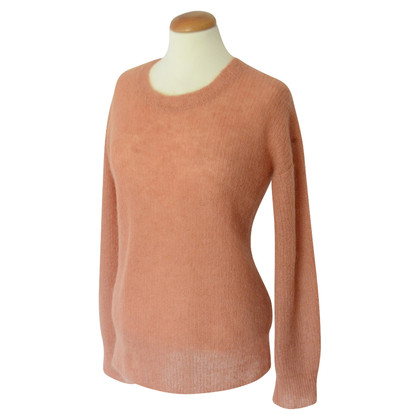 By Malene Birger Elaide mohair sweater nude