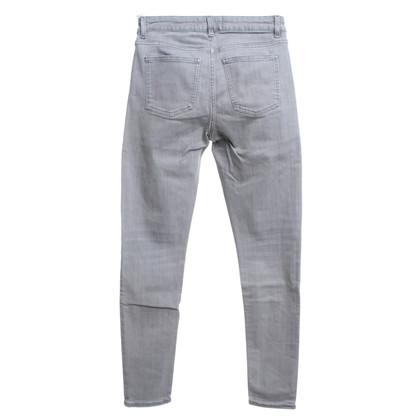 Acne jeans skinny in grigio