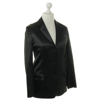 Helmut Lang Blazer in satijn look